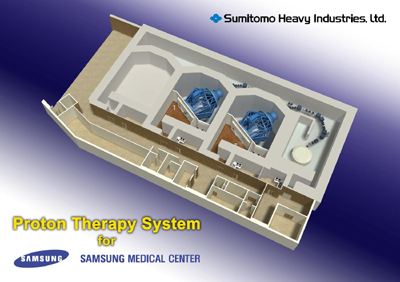 Contract Concluded For Installation Of Proton Therapy